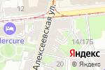 Схема проезда до компании Росси-TV в Нижнем Новгороде