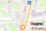 Схема проезда до компании Магазин молочной продукции в Нижнем Новгороде