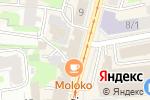 Схема проезда до компании Шустрый шмэль в Нижнем Новгороде