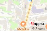 Схема проезда до компании Овсянка в Нижнем Новгороде