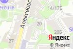 Схема проезда до компании Аврора-Фасад в Нижнем Новгороде