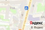 Схема проезда до компании Lumier в Нижнем Новгороде
