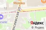 Схема проезда до компании Нэк и Ко в Нижнем Новгороде