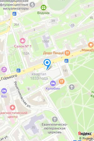 Дом 1 очереди в ЖК Кулибинский на Яндекс.Картах