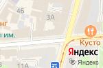 Схема проезда до компании Нижегородский институт менеджмента и бизнеса в Нижнем Новгороде