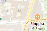 Схема проезда до компании Ассоль-трэвел в Нижнем Новгороде
