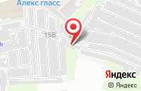 Схема проезда до компании Автоалекс-Т в Красносвободном