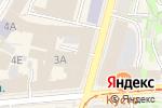 Схема проезда до компании JB в Нижнем Новгороде