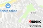 Схема проезда до компании КИПиА-НН в Нижнем Новгороде