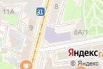 Схема проезда до компании Выручалочка в Нижнем Новгороде