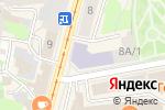 Схема проезда до компании MiMi Panda в Нижнем Новгороде