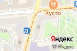 Схема проезда до компании Carlo Pazolini в Нижнем Новгороде