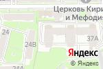 Схема проезда до компании НИЖЕГОРОДСКАЯ ШКОЛА ПРАКТИЧЕСКОЙ ПСИХОЛОГИИ в Нижнем Новгороде