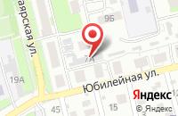 Схема проезда до компании Notebook-PD в Подольске