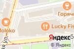 Схема проезда до компании Дилижанс-Тур в Нижнем Новгороде