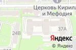 Схема проезда до компании Бархат в Нижнем Новгороде