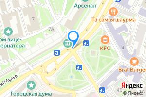 Снять двухкомнатную квартиру в Нижнем Новгороде г.Н.Новгород, ул.Московское шоссе 11