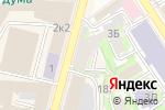 Схема проезда до компании РубльБум в Нижнем Новгороде