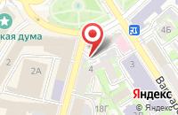 Схема проезда до компании Магнитола-Авто в Дзержинском