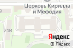 Схема проезда до компании Бизнесмания в Нижнем Новгороде