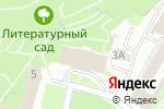Схема проезда до компании Нижегородский Государственный художественный музей в Нижнем Новгороде