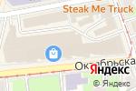 Схема проезда до компании Русполимет в Нижнем Новгороде