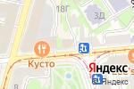 Схема проезда до компании Автовинил в Нижнем Новгороде