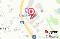 Схема проезда до компании Неклюдовский дворик в Золотово
