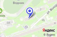 Схема проезда до компании НП ШКОЛА МАСТЕРОВ в Володарске