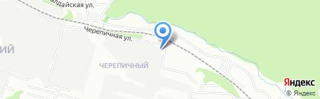ВолгоВятПромКабель на карте Нижнего Новгорода