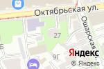 Схема проезда до компании Квадри НН в Нижнем Новгороде