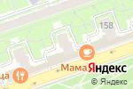 Схема проезда до компании Библос-НН в Нижнем Новгороде
