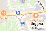 Схема проезда до компании МонолитСпецСтрой в Нижнем Новгороде