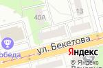 Схема проезда до компании Вероника в Нижнем Новгороде