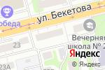 Схема проезда до компании АВТОРАЙ в Нижнем Новгороде