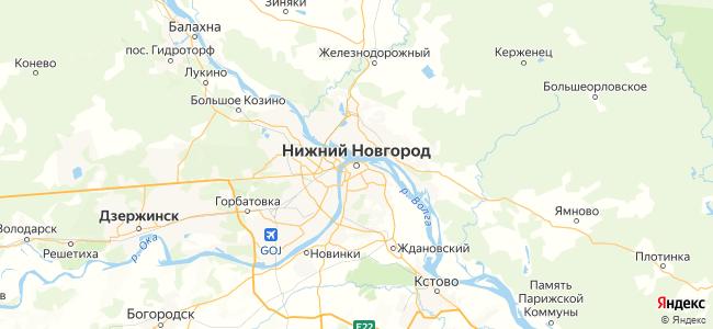 Дома Соузги под-ключ - объекты на карте