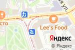 Схема проезда до компании Росс Тур в Нижнем Новгороде