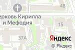 Схема проезда до компании Vintage shop в Нижнем Новгороде