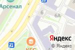 Схема проезда до компании Болдино в Нижнем Новгороде
