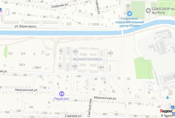 ЖК Ясная Поляна