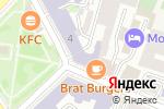 Схема проезда до компании Салон печати и канцелярских товаров на ул. Ульянова в Нижнем Новгороде