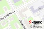 Схема проезда до компании Городская поликлиника №31 в Нижнем Новгороде