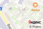 Схема проезда до компании Маки в Нижнем Новгороде