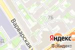 Схема проезда до компании Центр реабилитации слуха в Нижнем Новгороде