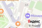 Схема проезда до компании GSM-Сервис в Нижнем Новгороде