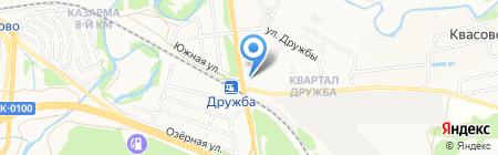 Магазин инструмента на карте Бора