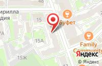 Схема проезда до компании Центр АГАПЕ в Нижнем Новгороде