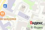 Схема проезда до компании ARRIBA в Нижнем Новгороде