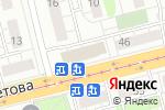 Схема проезда до компании Бар на ул. Бекетова в Нижнем Новгороде