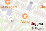 Схема проезда до компании Коттедж в Нижнем Новгороде